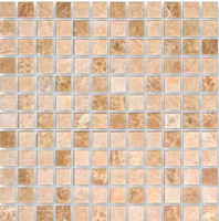 Emperador Light POL 15x15. Мозаика (30,5x30,5)