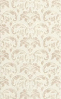Fiora white decor 02. Декор (25x40)