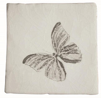 Provenza Blanco Gris Dec. Butterfly. Декор (10x10)
