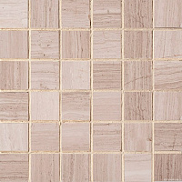 CV20154 Mos. Light Wooden Vein Polished 5x5. Мозаика (30,5x30,5)