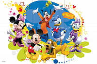 Mickeys Friends 3A-V R3060. Панно (30x60)