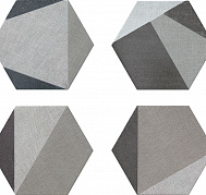 HEXTANGRAM FABRIC