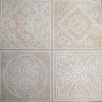 R0237 Reims Beige décor. Керамогранит (44,2x44,2)
